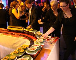 Train Events Rolling Buffet