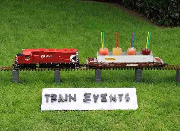 Train-Events